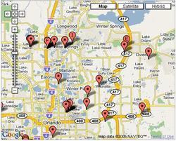 Googlefrooglelocalmapipod